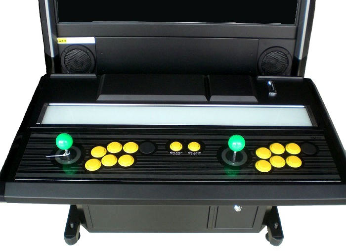 Fillmore Games Taito 32 Quot Lcd Arcade Cabinet Vewlix L