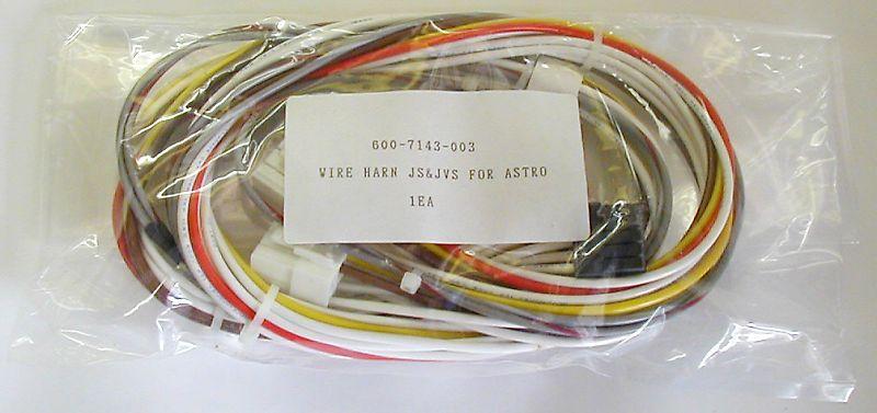 600 7143 003_02 fillmore games spare parts sega naomi harness